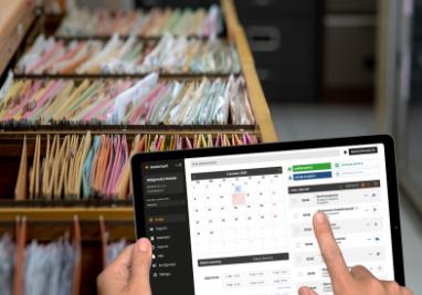 medchart 100gb przestrzeni dyskowej na dane pacjentów - kartoteka medyczna i tablet